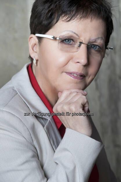Rosa Aspalter (Leitung KiloCoach Internerportale GmbH) : Änderung des Gesundheitsverhaltens mit Hilfe von KiloCoachTM : Fotocredit: KiloCoach Internetportale GmbH/Stadlmann , © Aussender (14.07.2016)