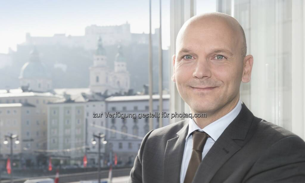 Martin Apprich (GF der neuen Spängler Immobilien GmbH) : Bankhaus Spängler gründet neue Immobilien-Gesellschaft : Fotocredit: Spängler Immobilien, © Aussender (18.07.2016)