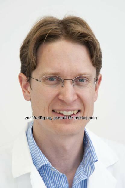 Joakim Huber : Neuer Primar für das neue Franziskus Spital ab 2017 : Fotocredit: J.H., © Aussender (18.07.2016)