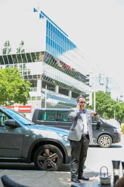 Gregor Rosinger, Trading, © Martina Draper/photaq (19.07.2016)