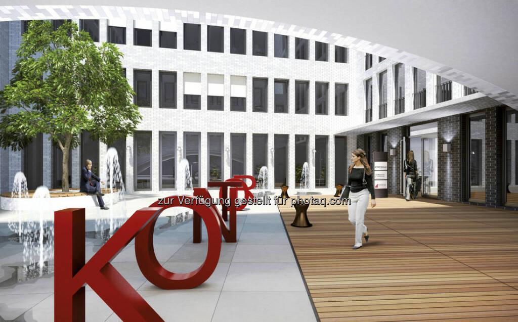 CA Immo: Google mietet 14.000 m² im Kontorhaus München (c) CA Immo (22.04.2013)