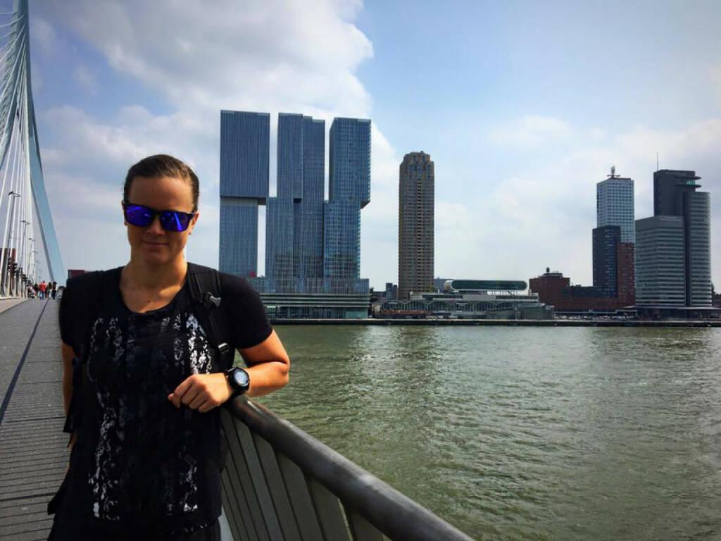 Tanja Stroschneider in Rotterdam, © Tanja Stroschneider (22.07.2016)