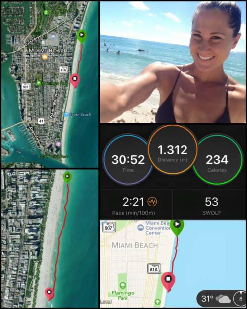 Monika Kalbacher, schwimmen, Miami, USA, Florida (24.07.2016)