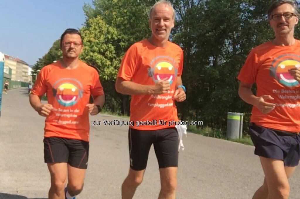 Michael Plos, Christian Drastil, Josef Chladek (26.07.2016)