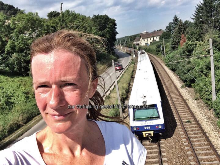 ÖBB, Zug, Bahn, hot