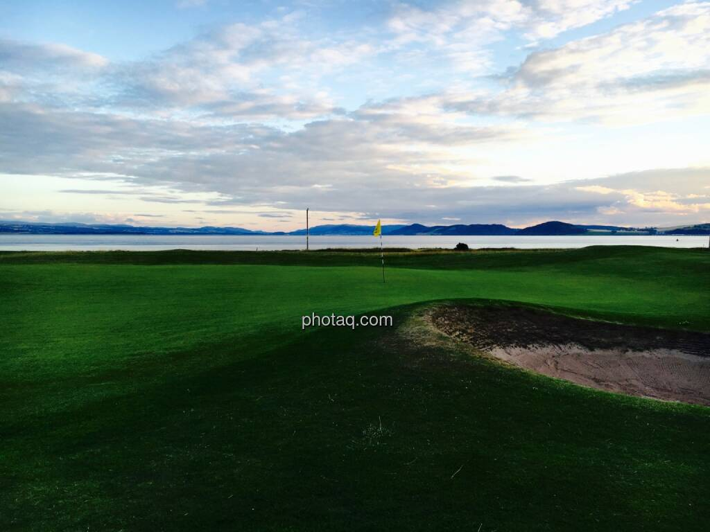 Golf, Green, Bunker, © Josef Chladek/photaq.com (01.08.2016)