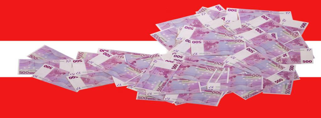 Geld in rot-weiss-Rot - Gruppenbild http://www.facebook.com/groups/GeldanlageNetwork (05.08.2016)