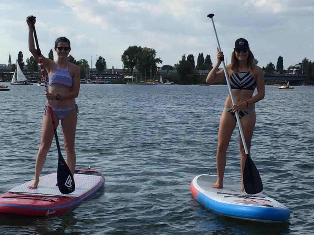 Corinna Choun, SUP, paddeln (08.08.2016)