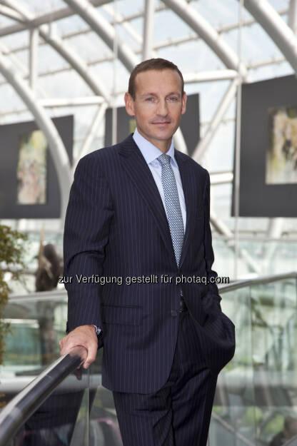 Markus Ploner (GF Spängler IQAM Invest) : Spängler IQAM Invest bietet nachhaltige Investments an : Fotocredit: Spängler IQAM Invest, © Aussender (09.08.2016)