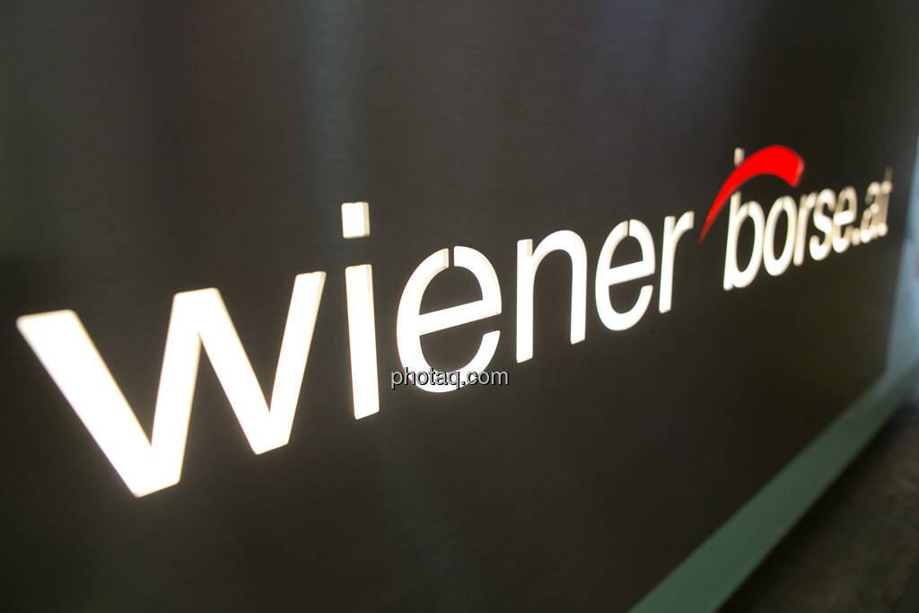 Wiener Börse, Schriftzug, © Martina Draper (23.04.2013)
