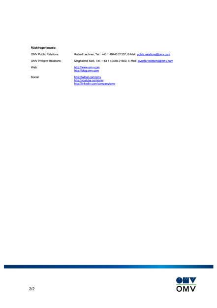 OMV verkauft 30%-Anteil an Rosebank, Seite 2/2, komplettes Dokument unter http://boerse-social.com/static/uploads/file_1591_omv_verkauft_30-anteil_an_rosebank.pdf (09.08.2016)