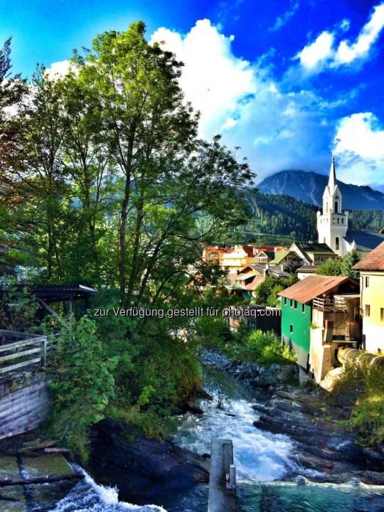 Schladming, Talbach