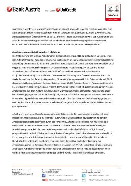 Bank Austria: Keine Spur von  Brexit-Folgen in Österreichs Wirtschaft, Seite 3/5, komplettes Dokument unter http://boerse-social.com/static/uploads/file_1619_bank_austria_keine_spur_von_brexit-folgen_in_osterreichs_wirtschaft.pdf (16.08.2016)