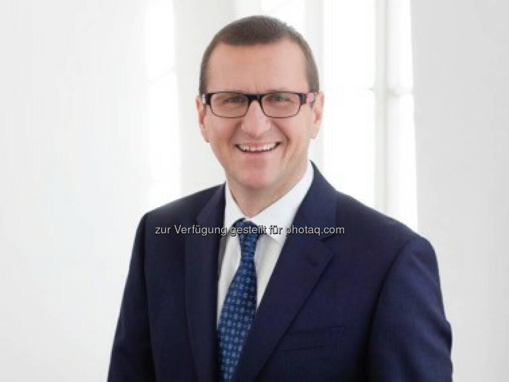 Christian Nemeth (Mitglied des Vorstands, Zürcher Kantonalbank) : Globale Aktienmärkte trotzen Brexit : Fotocredit: ZKB Österreich, © Aussender (16.08.2016)