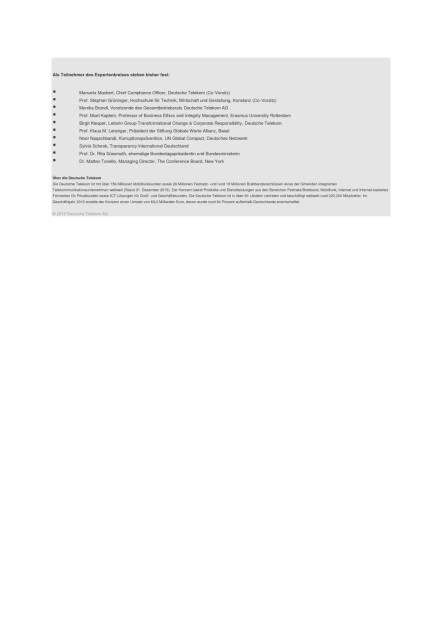 Deutsche Telekom nimmt Unternehmenskultur unter die Lupe, Seite 2/2, komplettes Dokument unter http://boerse-social.com/static/uploads/file_1625_deutsche_telekom_nimmt_unternehmenskultur_unter_die_lupe.pdf (17.08.2016)
