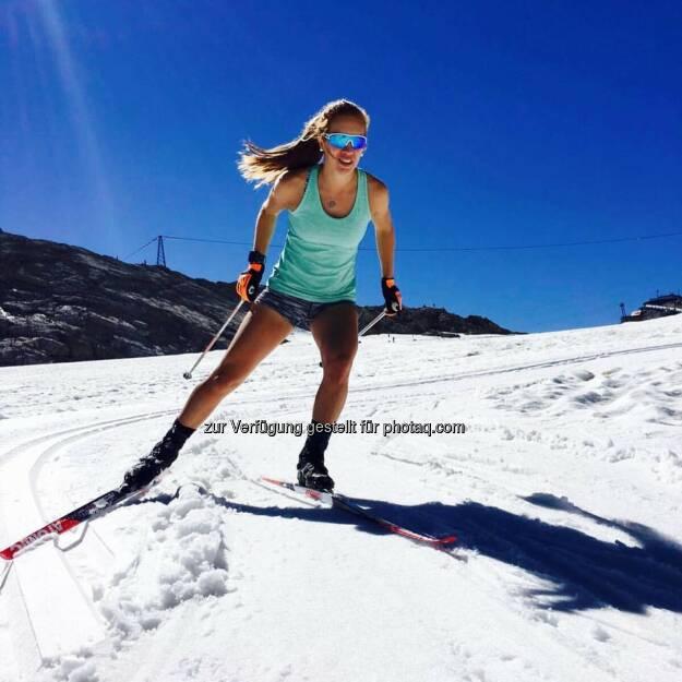 Fabienne Hartweger , Biathlon, yes , great feelings can be so close - http://www.sieberer.at/de/sport.html, © Aussendung (20.08.2016)