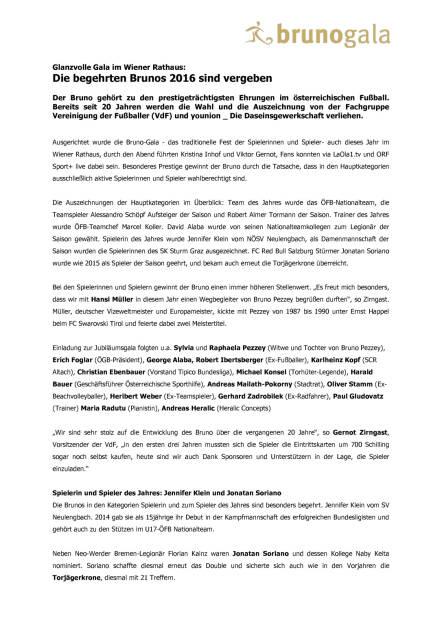 Bruno-Gala 2016, Seite 1/6, komplettes Dokument unter http://boerse-social.com/static/uploads/file_1681_bruno-gala_2016.pdf (29.08.2016)