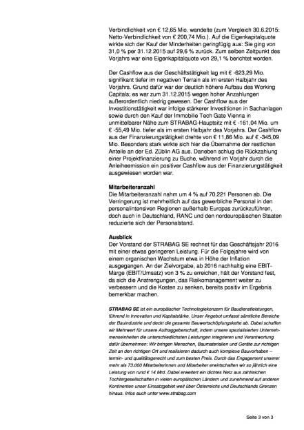 Strabag SE mit besseren Ergebnissen im Halbjahr, Seite 3/3, komplettes Dokument unter http://boerse-social.com/static/uploads/file_1691_strabag_se_mit_besseren_ergebnissen_im_halbjahr.pdf (31.08.2016)