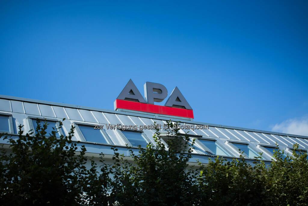 """70 Jahre APA – Austria Presse Agentur : Am 1. September 1946 liefen die ersten APA-Meldungen über den Nachrichten-Ticker : Neo-Geschäftsführer Clemens Pig: """"Auf dem Weg zur News-Tech-Agentur"""" : Fotocredit: APA, © Aussendung (31.08.2016)"""