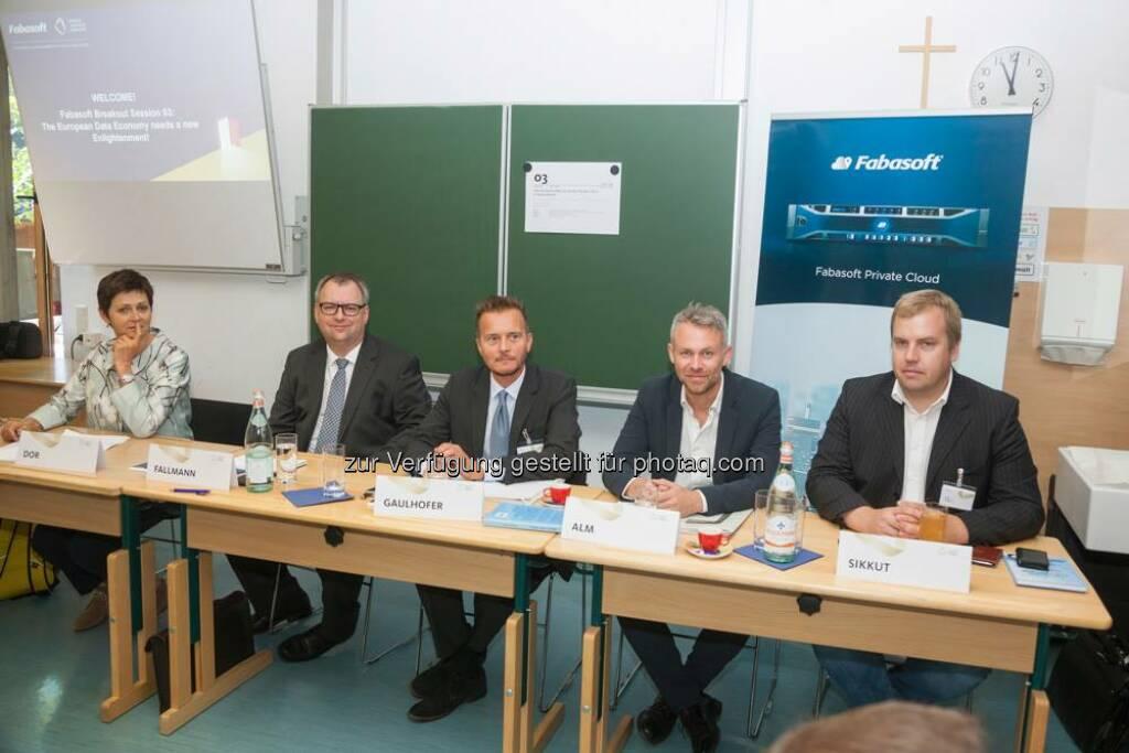 Es war wieder ein tolles Europäisches Forum Alpbach!  Source: http://facebook.com/fabasoft, © Aussender (05.09.2016)
