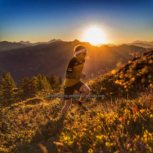 Florian Neuschwander, Berg, bergauf, hinauf, Sonnenaufgang, © Florian Neuschwander (06.09.2016)