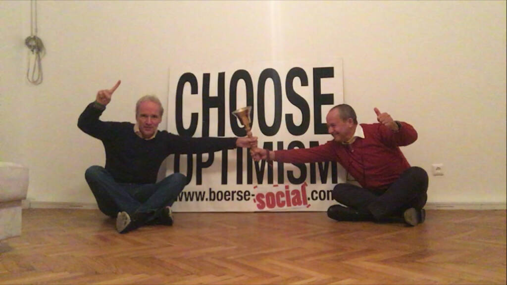 Choose Optimism mit Kurt Hirsch (06.09.2016)