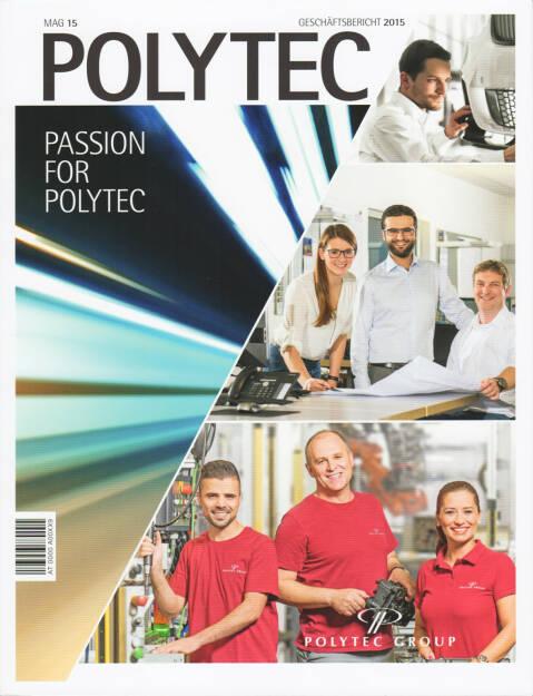 Polytec Geschäftsbericht 2015 - http://boerse-social.com/companyreports/show/polytec_geschaftsbericht_2015 (08.09.2016)