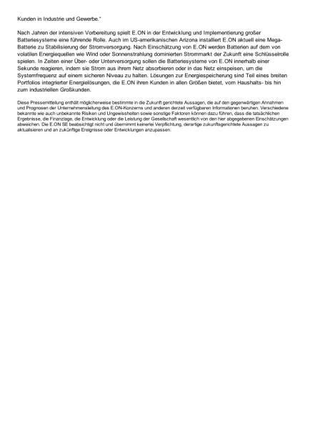 E.ON stabilisiert Stromnetz in Großbritannien, Seite 2/2, komplettes Dokument unter http://boerse-social.com/static/uploads/file_1768_eon_stabilisiert_stromnetz_in_grossbritannien.pdf (13.09.2016)