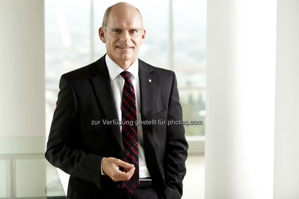 Ralph Müller zum neuen Vorstandsmitglied der Donau Versicherung AG Vienna Insurance Group mit Wirkung vom 1. Jänner 2017 bestellt.  (C) Elke Mayr, © Aussender (15.09.2016)
