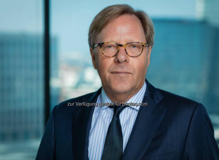 Willibald Cernko - Risikovorstand der Erste Group © Daniel Hinterramskogler