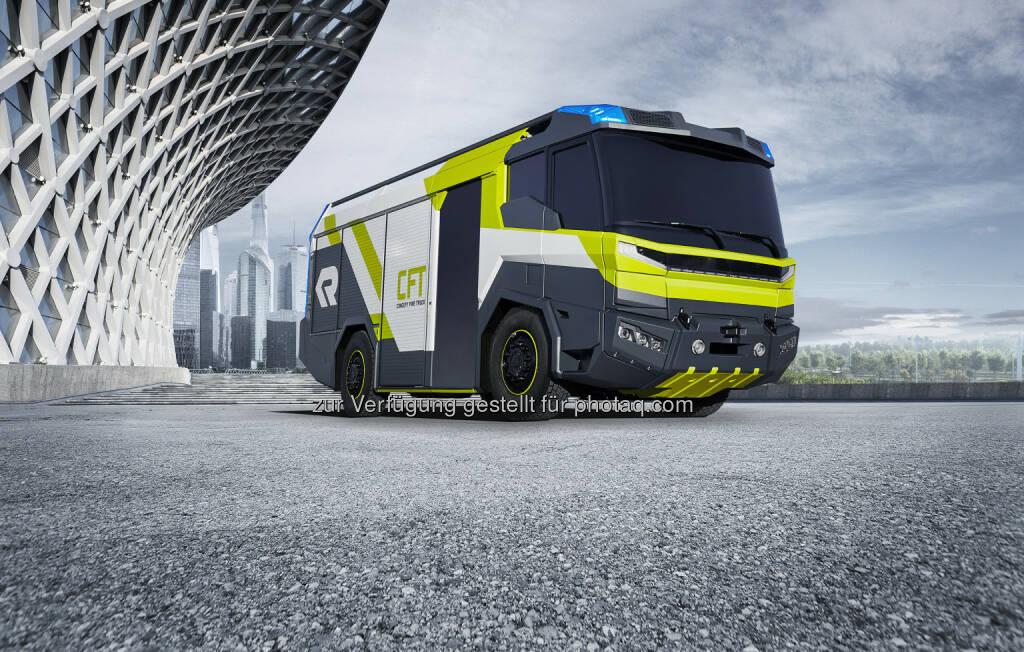 Concept Fire Truck (CFT)  Rosenbauer (15.09.2016)