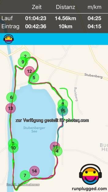 14k in einer Stunde via http://www.runplugged.com/app (18.09.2016)