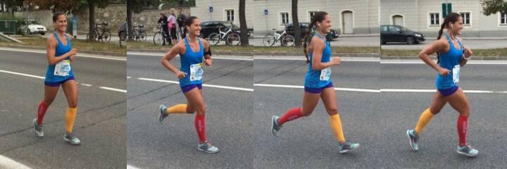 Monika Kalbacher, Wachau Marathon