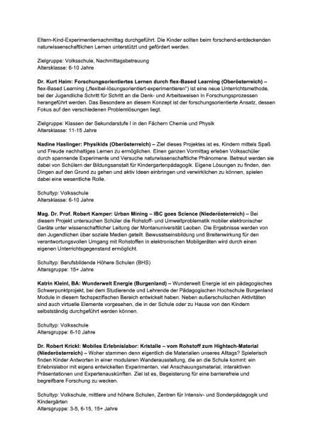 B&C Privatstiftung: Finalisten Bildungspreis, Seite 2/5, komplettes Dokument unter http://boerse-social.com/static/uploads/file_1792_bc_privatstiftung_finalisten_bildungspreis.pdf (19.09.2016)