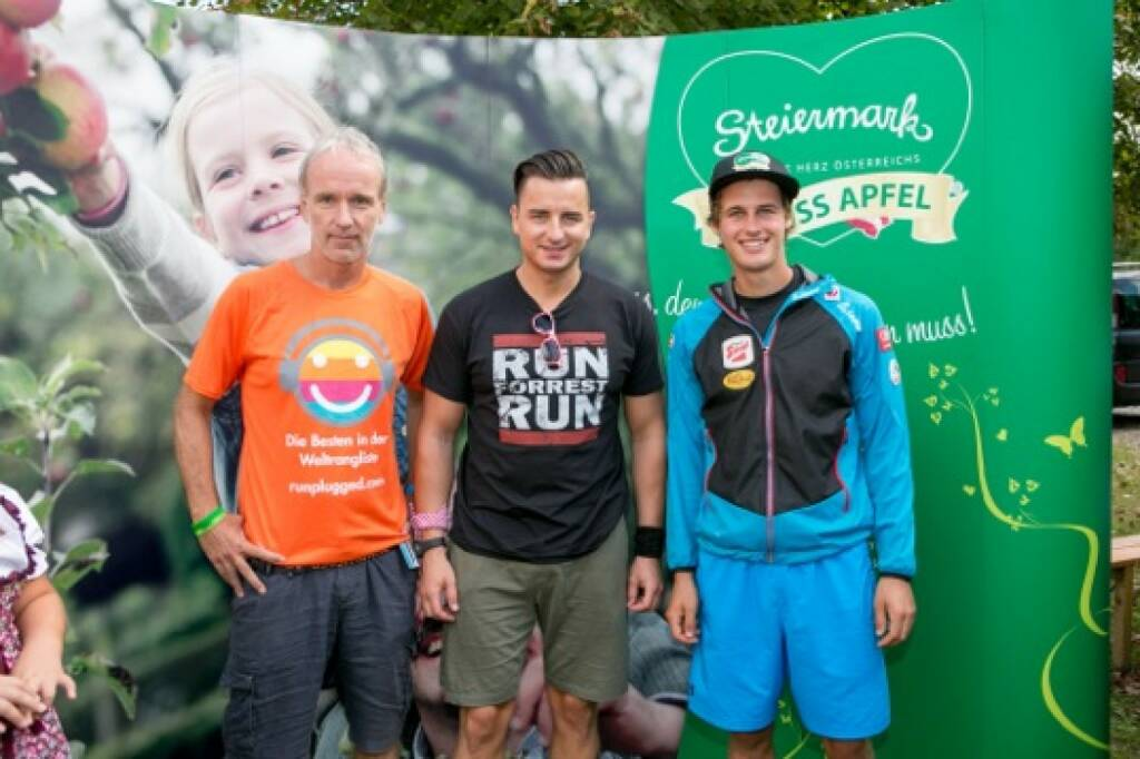Christian Drastil, Andreas Gabalier und Paul Gerstgraser (19.09.2016)