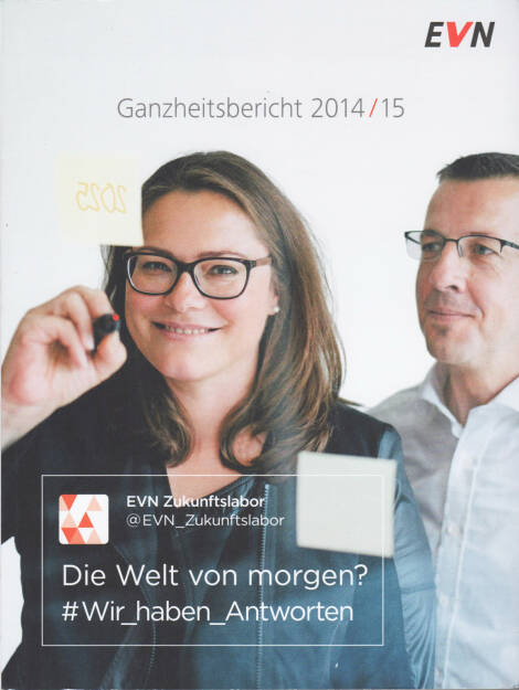 EVN Geschäftsbericht 2014/15 - http://boerse-social.com/companyreports/show/evn_geschaftsbericht_201415 (21.09.2016)