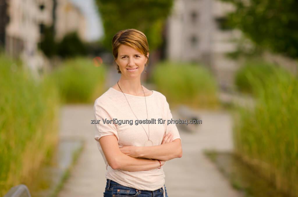 Astrid Rompolt (Bezirksvorsteherin-Stellvertreterin Leopoldstadt) : SP-Leopoldstadt baut um - personelle Neuausrichtung der SPÖ-Fraktion im Bezirksparlament : Fotocredit: SPÖ Wien/Domnanovich, © Aussender (21.09.2016)