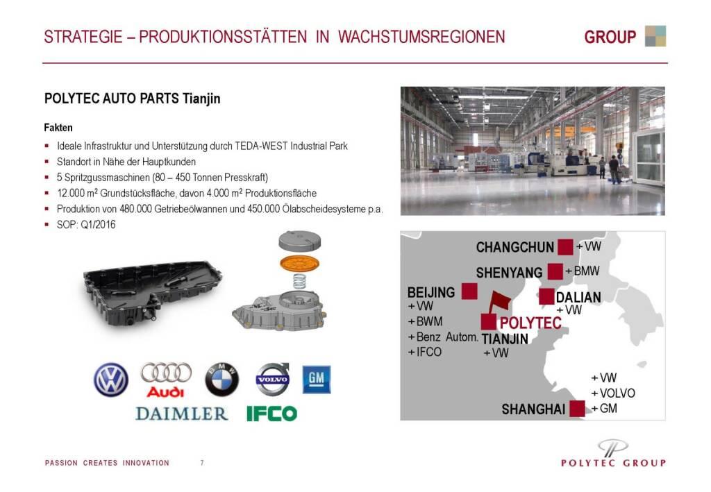 Polytec Strategie Produktionsstätten (29.09.2016)