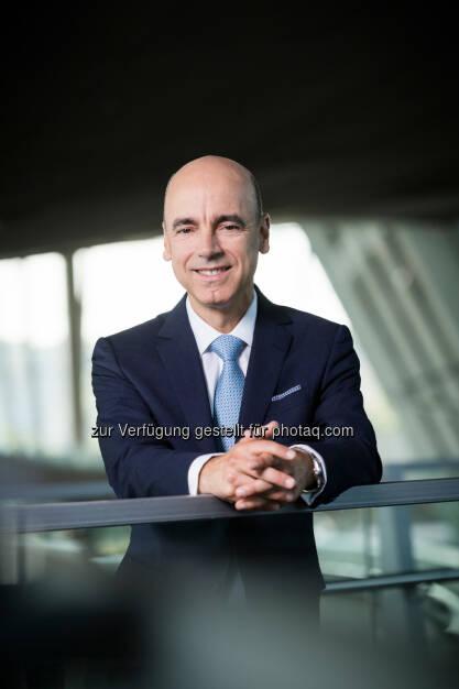 Nicolas Peter wird Finanzvorstand der BMW AG : Fotocredit (c) BMW Group, © Aussender (29.09.2016)