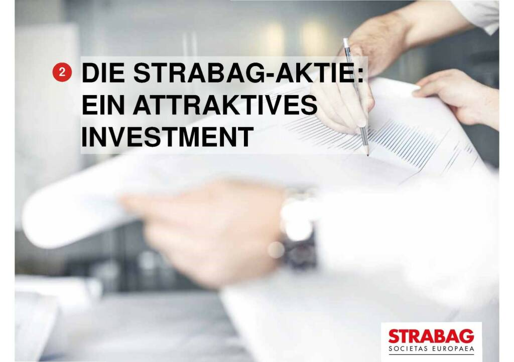 Strabag - Aktie: Ein attraktives Investment (29.09.2016)