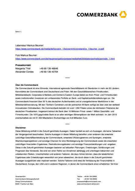 Commerzbank: Änderung im Vorstand, Seite 2/3, komplettes Dokument unter http://boerse-social.com/static/uploads/file_1860_commerzbank_anderung_im_vorstand.pdf (30.09.2016)