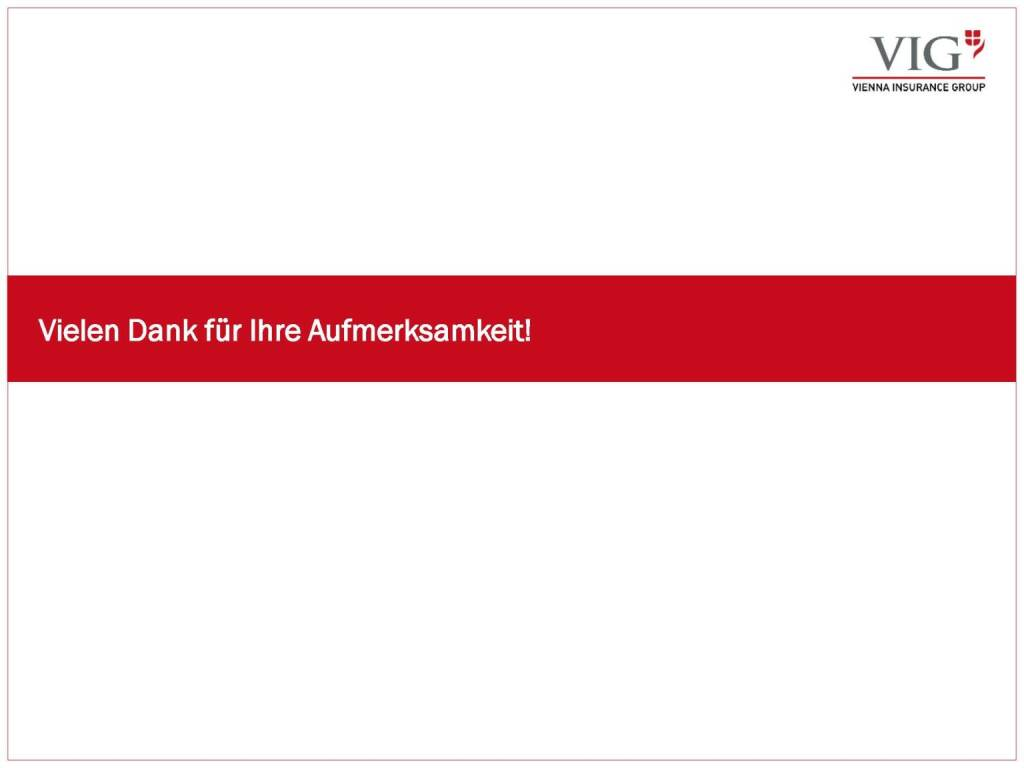 Vienna Insurance Group - Danke (03.10.2016)