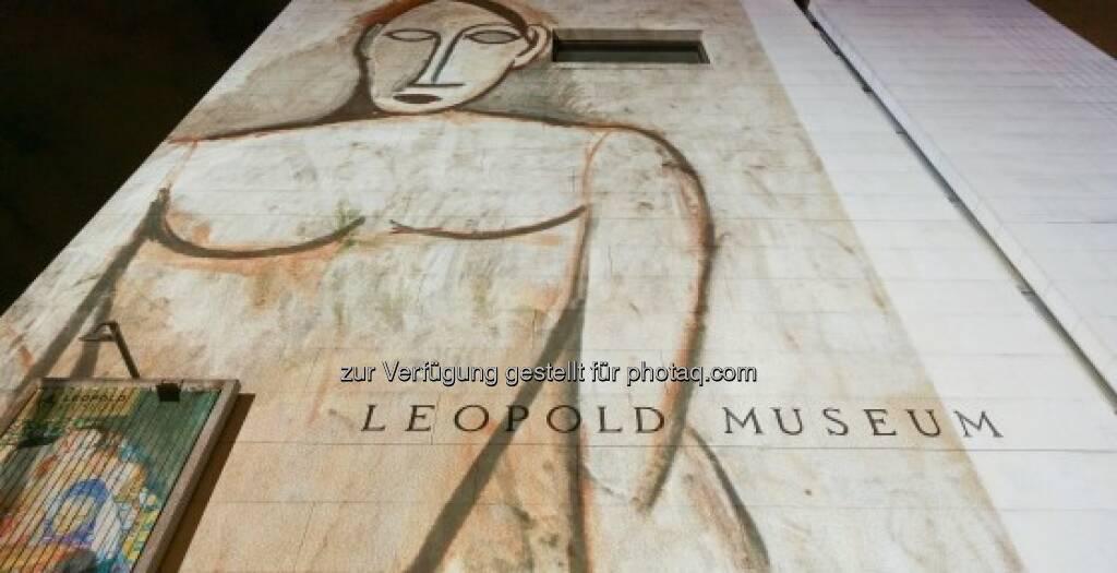 Leopold Museum Wien : Ausstellung Fremde Götter. Faszination Afrika und Ozeanien : Fotocredit: Leopold Museum Wien, © Aussendung (03.10.2016)