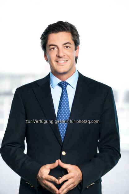 Cristobal Mendez de Vigo (Vorstand der C-Quadrat Investment AG) : C-Quadrat kündigt Direct Lending Fonds für spanische Mittelstandsunternehmen an : Fotocredit: C-Quadrat/EL Rono Stinnett rono@gmail@com, ERTL Design, © Aussender (04.10.2016)