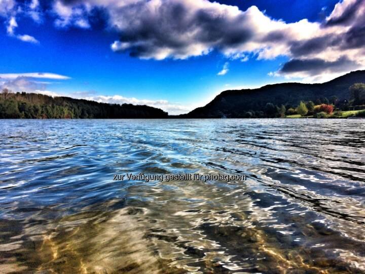 Donaualtarm, Wasser