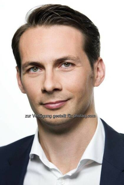 Christoph Oswald : Neuer Leiter der Rechtsabteilung bei Philip Morris Austria : Fotocredit (c) Philip Morris Austria, © Aussender (20.10.2016)