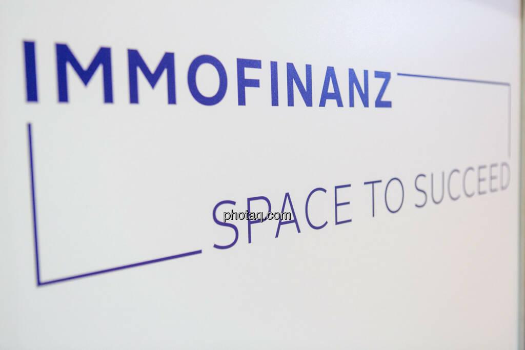 Immofinanz, © Martina Draper/photaq (20.10.2016)