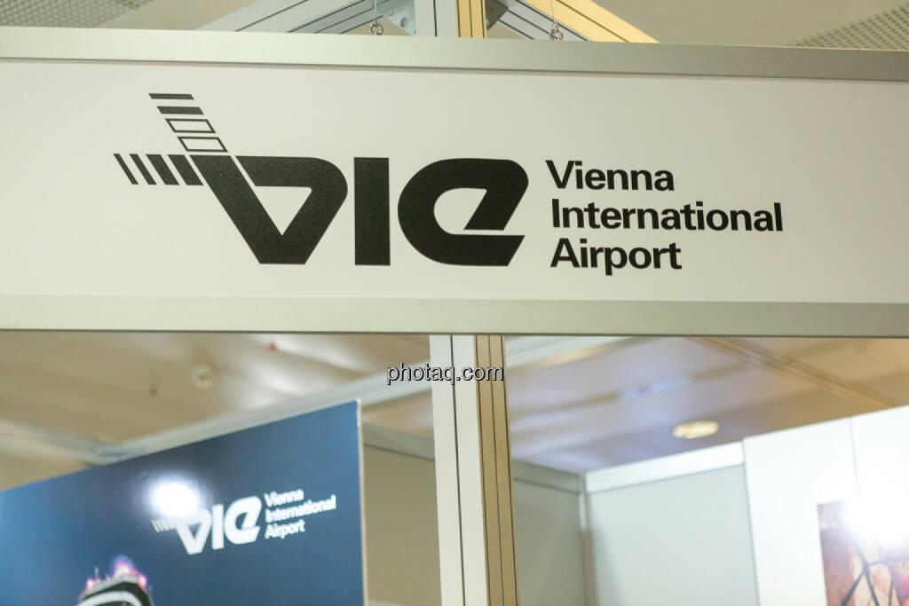 Flughafen Wien, vie, © Martina Draper/photaq (20.10.2016)