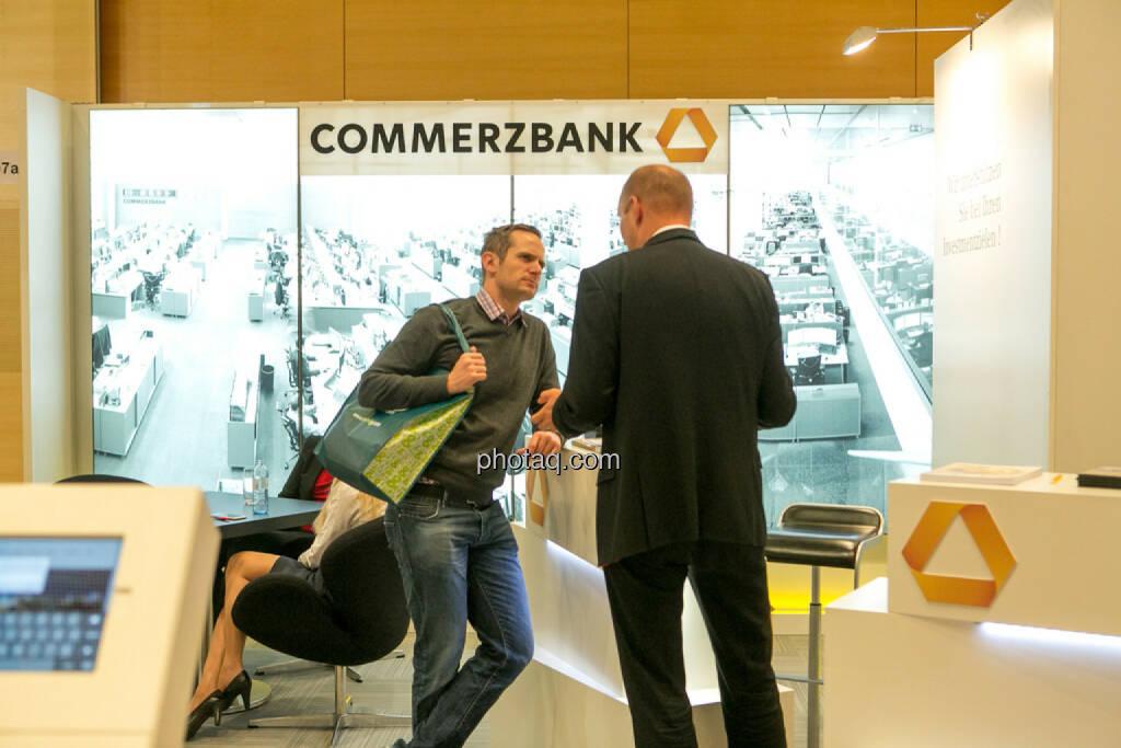 Commerzbank, © Martina Draper/photaq (20.10.2016)