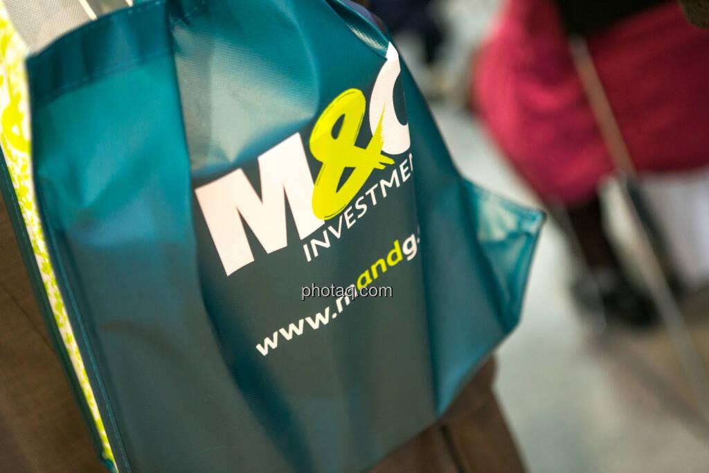M&C Investment, © Martina Draper/photaq (20.10.2016)